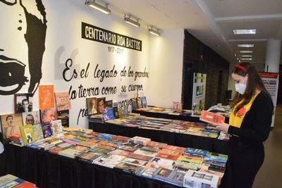 Queda habilitada la feria de libros en Encarnación