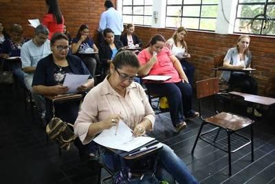 Aplazo masivo: 85% de docentes no pasó examen para cargo de directores