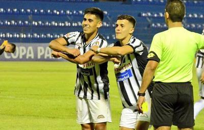 Santaní clasificó a octavos de la Copa Paraguay