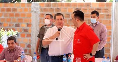 La Nación / Abc Color tergiversa expresiones del expresidente Cartes durante un encuentro político