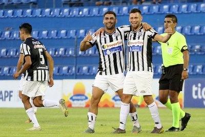 Deportivo Santaní, el primer clasificado a los octavos de final de la Copa Paraguay