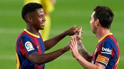El heredero de la '10' de Messi en el Barcelona