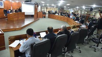 Insisten en ampliación de  presupuesto para Asunción