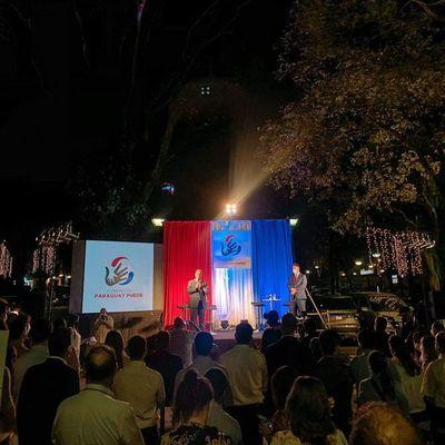Lanzan Fundación Paraguay Puede