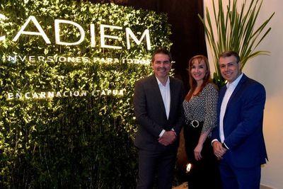 CADIEM inauguró sucursal en Encarnación