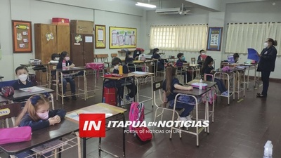 RETORNO A CLASES PRESENCIALES EN EL CEUCE