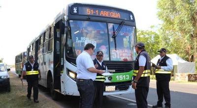 Aumentan usuarios y empresas transportistas deben aumentar frecuencias