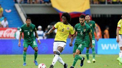 Bolivia ante Colombia abren la jornada