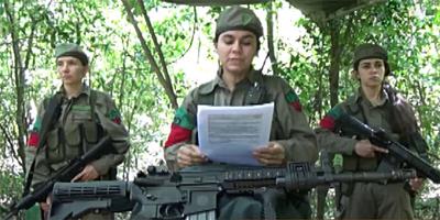 Plantean elevar al status de «grupo guerrillero» al EPP