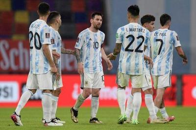 Venezuela recibe al campeón de América, Argentina – Prensa 5
