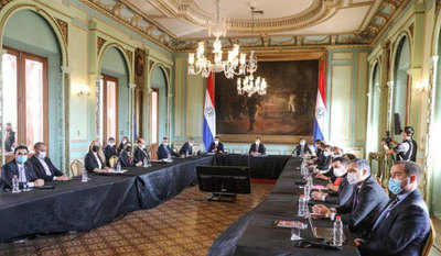Anuncian reunión con gobernadores de Argentina para tratar la reapertura de fronteras
