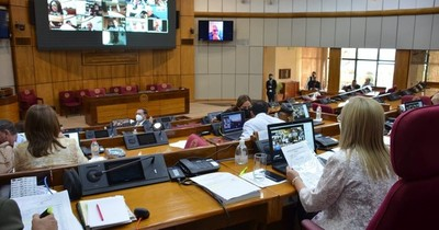 La Nación / Senado posterga tratamiento del proyecto que aumenta sanciones para invasores