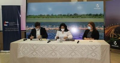La Nación / Senatur y Asepy buscarán potenciar a las mipymes del sector turismo