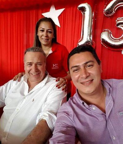 Familiares de la presunta planillera de OGD figuran en la Municipalidad de Luque