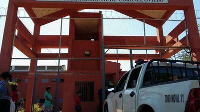 Un interno muere tras riña en la cárcel de Coronel Oviedo