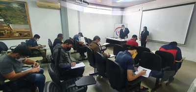 Continúa certificación ocupacional de trabajadores empíricos en CDE