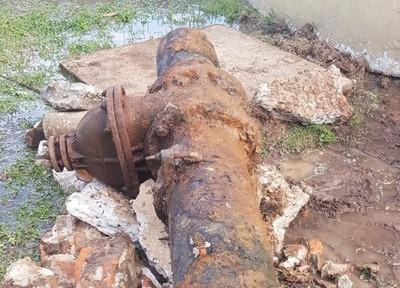 Cortes intermitentes del servicio de agua potable en Concepción seguirán por varios meses