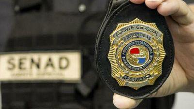 Mario Abdo reglamenta ley del agente especial de la Senad