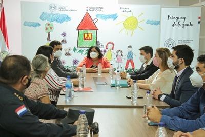 Impulsan acción interinstitucional para trabajar en zona del Mercado de Abasto