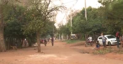 Vecinos de Luque denuncian falta de agua