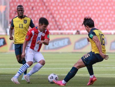 Paraguay no logra mantener igualdad y cae sobre la hora · Radio Monumental 1080 AM