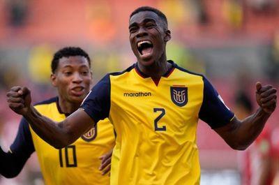 Pobre presentación albirroja en Quito, cayó 2-0 ante Ecuador