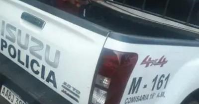 La Nación / Tras larga persecución, detienen a pareja que asaltó bus y desarmó a policías en Asunción