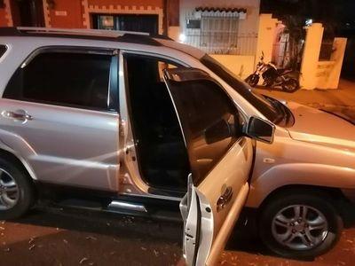 Detienen a guardiacárcel con presunta cocaína en su vehículo