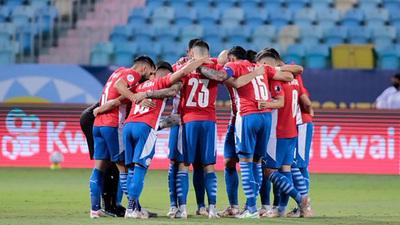 Paraguay cae ante Ecuador