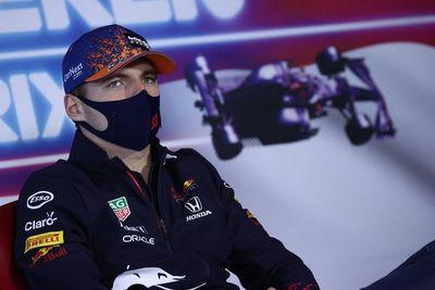 Verstappen, hostil anfitrión para Hamilton