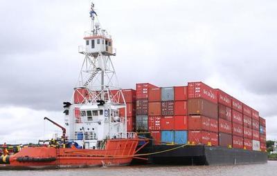 Exportaciones sufren incremento del 28% hasta julio, en comparación al 2020
