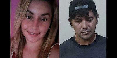 Fiscalía imputó por feminicidio a la pareja de la joven desaparecida Dahiana Espinoza