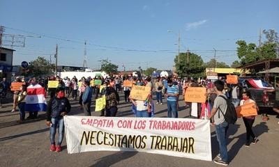 Comerciantes fronterizos con Argentina se reunirán con canciller Euclides Acevedo