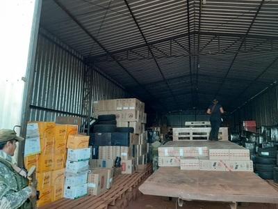 En 3 años el perjuicio al contrabando fue de US$ 9,7 millones