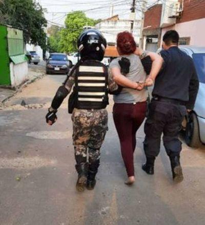 Liberan a taxista tras asalto a pasajeros y posterior persecución en Asunción