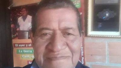 Brígido, el primer periodista de su comunidad Mbya Guaraní