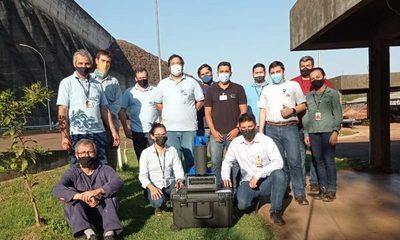 Itaipú cuenta con nuevo equipo para estudios batimétricos del río Paraná y del embalse – Diario TNPRESS