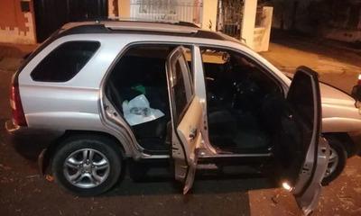 Asunción: Cae guardiacárcel con supuesta cocaína en su poder