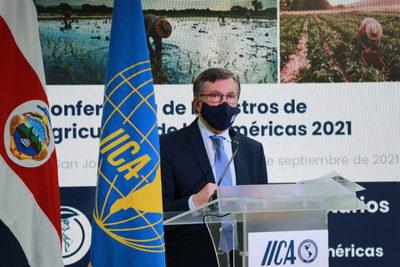 El argentino Manuel Otero, reelecto como Director General del IICA