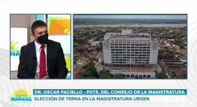 """""""Cometemos errores e incluso injusticias pero vamos a extremar recursos"""", afirmó el presidente del CM"""
