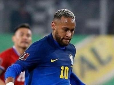 """Imagen de Neymar """"fuera de forma"""" se hace viral"""