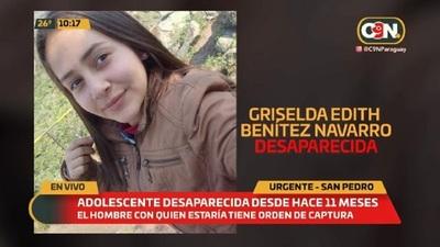Buscan a adolescente desaparecida desde hace 11 meses en San Pedro