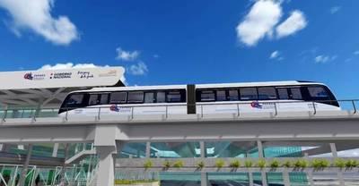 Tren de cercanías: autoridades viajan a Corea del Sur para lograr acuerdo
