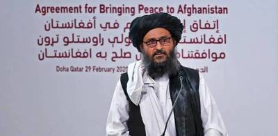 Jefe de la diplomacia de los Talibán lideraría el nuevo gobierno en Afganistán