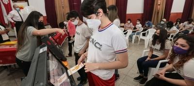 Prosigue ciclo de pasantías para que estudiantes se involucren en procesos electorales