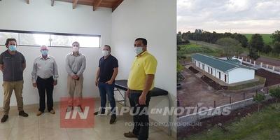 REPRESENTANTES DEL MINISTERIO DE SALUD VISITAN LA USF DE FEDERICO CHÁVEZ
