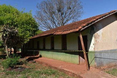 Disponen clausura de aulas por peligro de derrumbe en Amambay