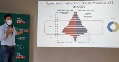 Salud trabaja para actualizar los números de las personas fallecidas por día, indica Sequera