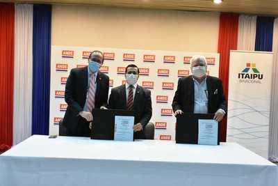 ANDE adjudica contrato para mejorar servicio eléctrico a casi 1 millón de usuarios