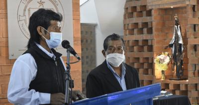 PRIMER LIBRO DE RECETARIO MBYA DE ITAPÚA FUE PRESENTADO EN LA UC ITAPÚA